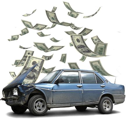 Срочный выкуп аварийные авто